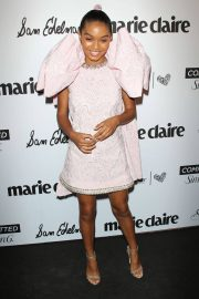 Yara Shahidi Stills at Marie Claire Fresh Faces Party in Los Angeles 2018/04/27 3