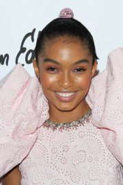 Yara Shahidi Stills at Marie Claire Fresh Faces Party in Los Angeles 2018/04/27 4