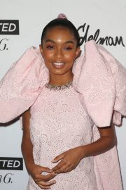 Yara Shahidi Stills at Marie Claire Fresh Faces Party in Los Angeles 2018/04/27 5