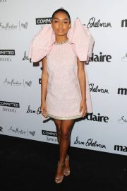 Yara Shahidi Stills at Marie Claire Fresh Faces Party in Los Angeles 2018/04/27 7