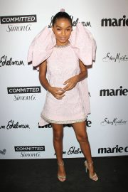 Yara Shahidi Stills at Marie Claire Fresh Faces Party in Los Angeles 2018/04/27 9