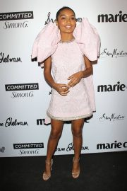 Yara Shahidi Stills at Marie Claire Fresh Faces Party in Los Angeles 2018/04/27 12