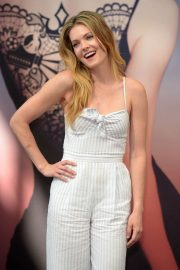 Aisha Dee  Meghann Fahy melora hardin and Katie Stevens at The Bold Type Photocall at 58th Monte Carlo TV Festival 2018/06/16 12