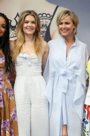 Aisha Dee  Meghann Fahy melora hardin and Katie Stevens at The Bold Type Photocall at 58th Monte Carlo TV Festival 2018/06/16 19