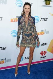 Alessandra Ambrosio at Iheartradio Wango Tango by AT&T in Los Angeles 2018/06/02 4