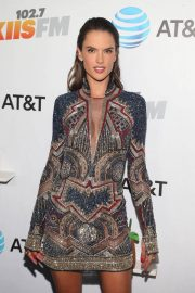 Alessandra Ambrosio at Iheartradio Wango Tango by AT&T in Los Angeles 2018/06/02 8