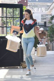 Alessandra Ambrosio at Sugar Paper Store in Brentwood 2018/06/12 2