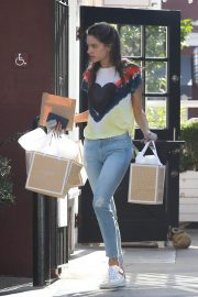 Alessandra Ambrosio at Sugar Paper Store in Brentwood 2018/06/12 3