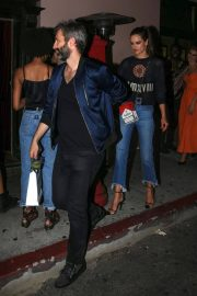 Alessandra Ambrosio Leaves Moschino Afterparty in Hollywood 2018/06/08 6