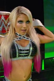 Alexa Bliss at WWE Money in the Bank in Chicago 2018/06/17 7