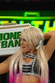 Alexa Bliss at WWE Money in the Bank in Chicago 2018/06/17 8