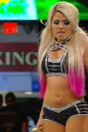 Alexa Bliss at WWE Money in the Bank in Chicago 2018/06/17 9