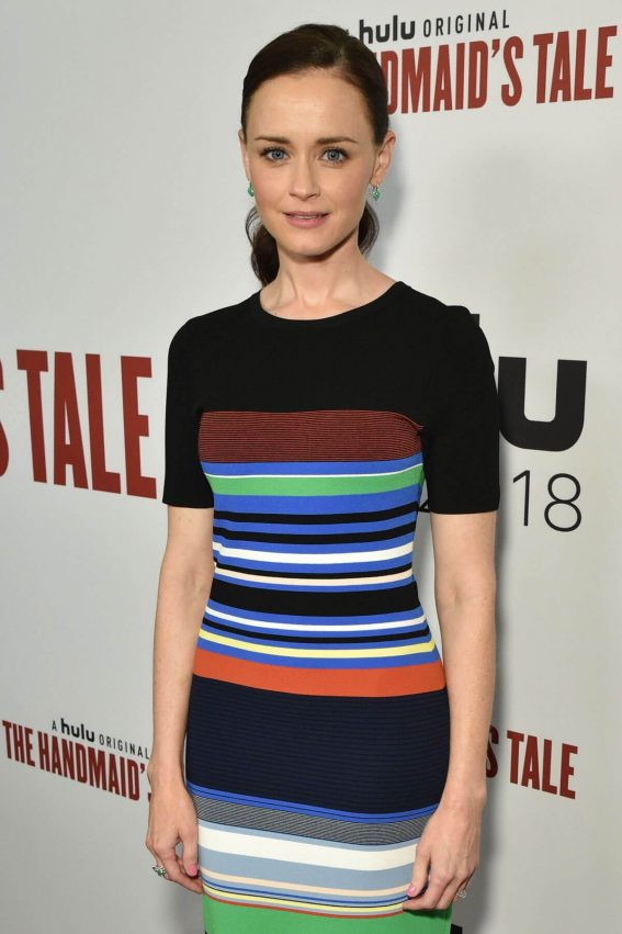 Alexis Bledel at The Handmaid's Tale FYC Event in Los Angeles 2018/06/07 1