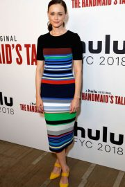 Alexis Bledel at The Handmaid's Tale FYC in Beverly Hills 2018/06/07 4