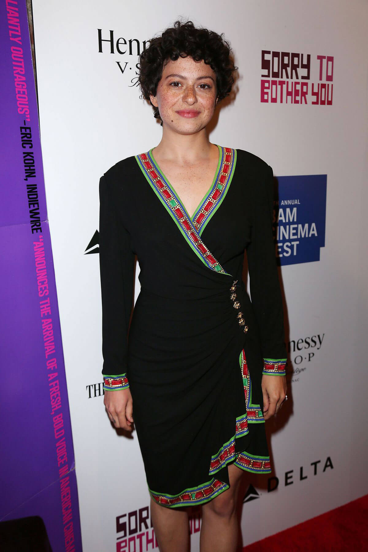 Alia Shawkat at Sorry to Bother You Premiere at Bamcinemafest in New York 2018/06/20 1