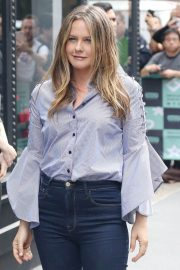 Alicia Silverstone at Build Series in New York 2018/06/05 2