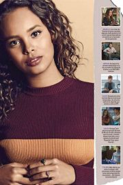 Alisha Boe in Seventeen Magazine, Mexico June 2018 Issue 1