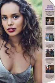 Alisha Boe in Seventeen Magazine, Mexico June 2018 Issue 2