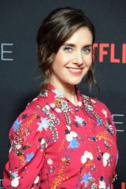Alison Brie at Glow Netflix Fysee Event in Los Angeles 2018/05/30 1
