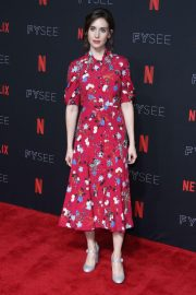 Alison Brie at Glow Netflix Fysee Event in Los Angeles 2018/05/30 11
