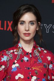 Alison Brie at Glow Netflix Fysee Event in Los Angeles 2018/05/30 12