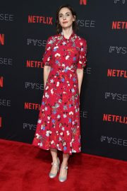 Alison Brie at Glow Netflix Fysee Event in Los Angeles 2018/05/30 13