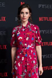 Alison Brie at Glow Netflix Fysee Event in Los Angeles 2018/05/30 15