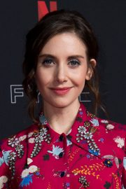 Alison Brie at Glow Netflix Fysee Event in Los Angeles 2018/05/30 16