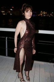 Alix Benezech at Orange Party at 71th Annual Cannes Film Festival 2018/05/12 3