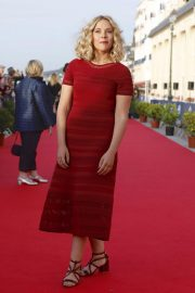 Alysson Paradis at 32nd Cabourg Film Festival 2018/06/15 5