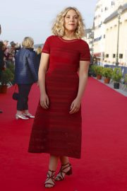 Alysson Paradis at 32nd Cabourg Film Festival 2018/06/15 6