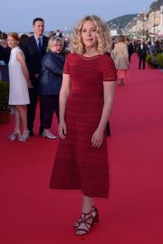 Alysson Paradis at 32nd Cabourg Film Festival 2018/06/15 12