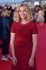 Alysson Paradis at 32nd Cabourg Film Festival 2018/06/15 13