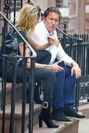 Amber Heard and Vito Schnabel Out in New York 2018/06/07 4