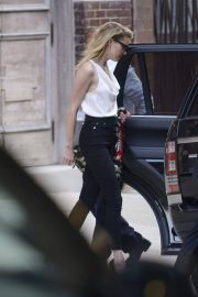 AMBER HEARD Out in New York 2018/06/07 5