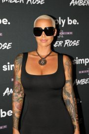 Amber Rose at Amber Rose x Simply Be Launch Party in Los Angeles 2018/06/20 10