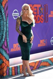 Amber Rose at BET Awards 2018 in Los Angeles 2018/06/24 1