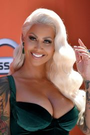 Amber Rose at BET Awards 2018 in Los Angeles 2018/06/24 4