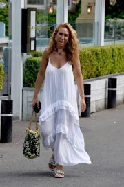 Ampika Pickston at Piccolinos Restaurant in Cheshire 2018/06/05 3