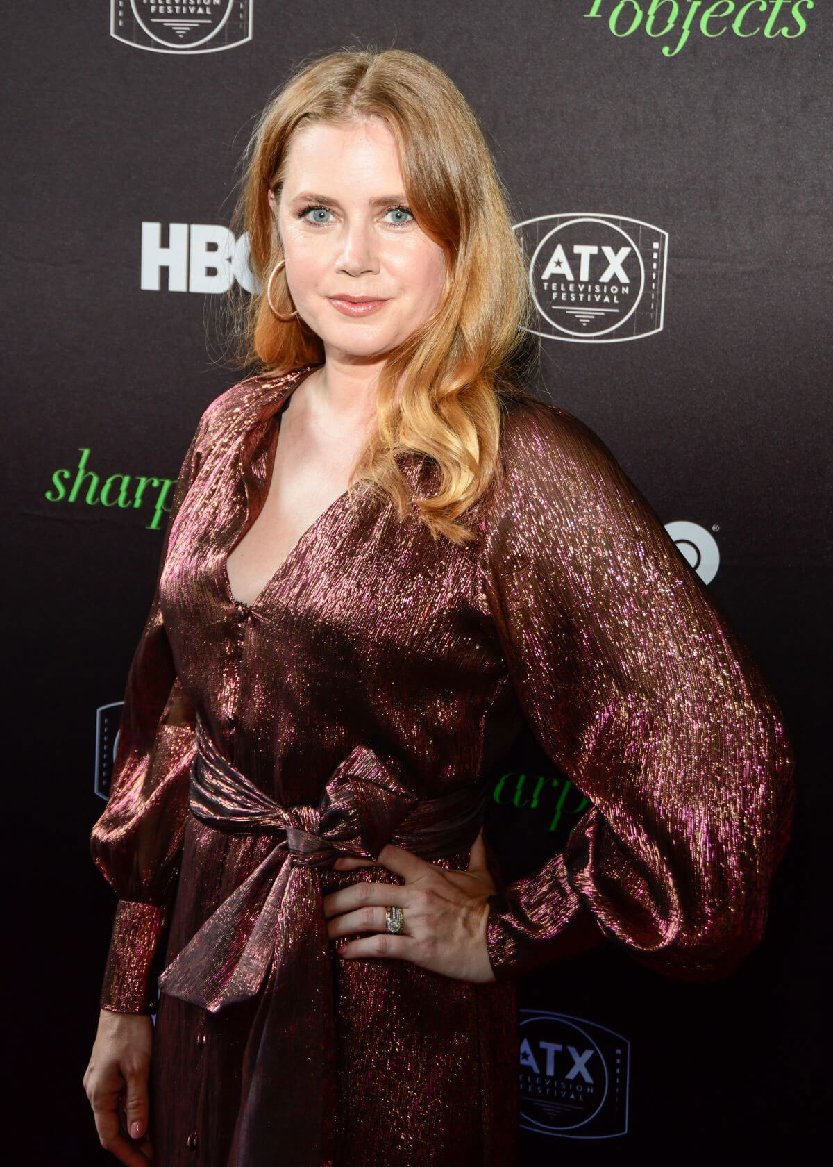 Amy Adams at Sharp Objects Screening at ATX Television Festival in Austin 2018/06/07 2