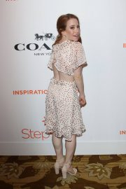 Amy Davidson at Step Up Inspiration Awards 2018 in Los Angeles 2018/06/01 11