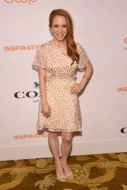 Amy Davidson at Step Up Inspiration Awards 2018 in Los Angeles 2018/06/01 12