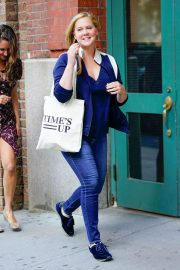 Amy Schumer Out and About in New York 2018/06/11 1
