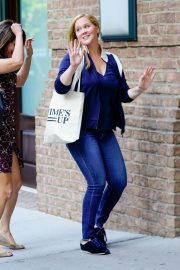 Amy Schumer Out and About in New York 2018/06/11 5
