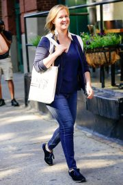 Amy Schumer Out and About in New York 2018/06/11 8