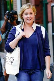 Amy Schumer Out and About in New York 2018/06/11 10