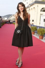 Anais Demoustier at 32nd Cabourg Film Festival 2018/06/15 1