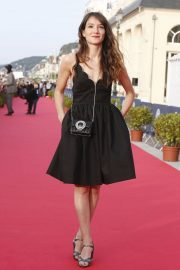 Anais Demoustier at 32nd Cabourg Film Festival 2018/06/15 2