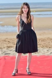 Anais Demoustier at 32nd Cabourg Film Festival 2018/06/15 5