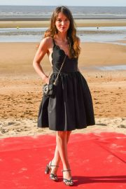 Anais Demoustier at 32nd Cabourg Film Festival 2018/06/15 9